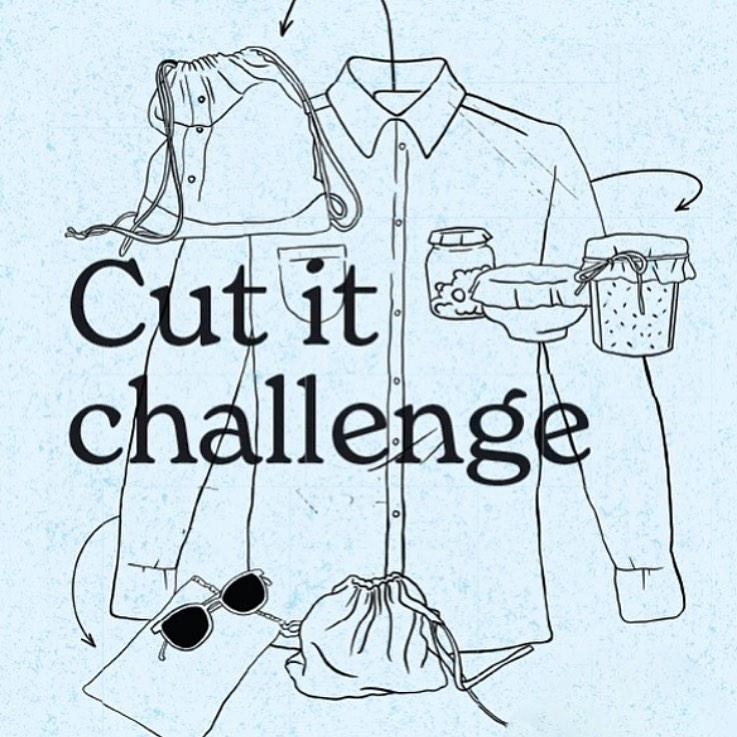 cut it challenge
